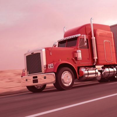 truck-home-red-color